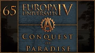 Europa Universalis IV Conquest of Paradise Let