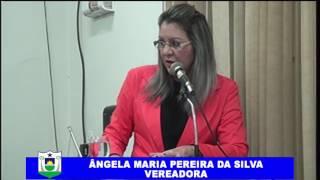 Anjinha Pronunciamento 12 01 2017