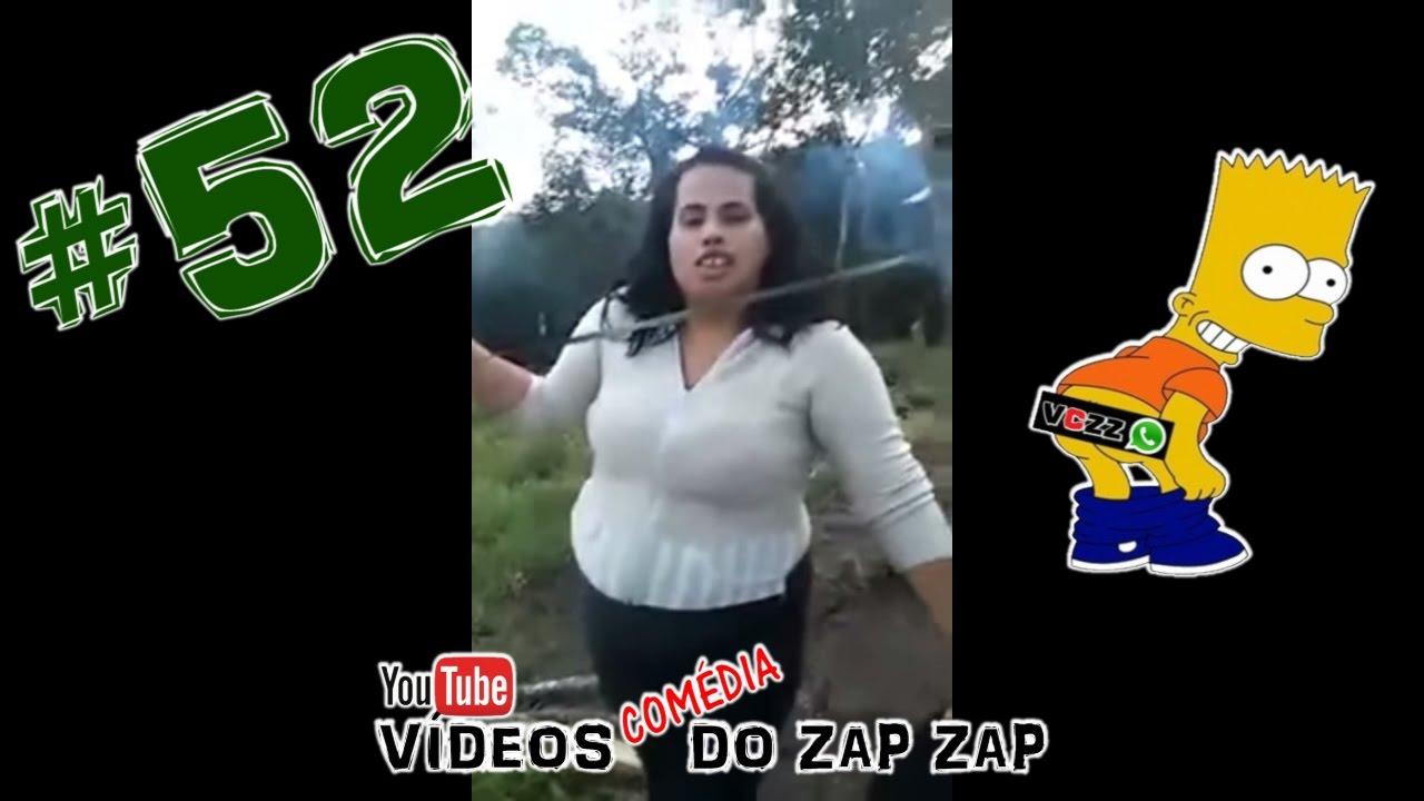 Vídeos Comédia do Zap Zap #52 Eu Sou a Universal !!!