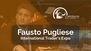 Fausto Pugliese at the International Traders Expo