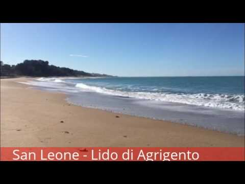 La Spiaggia Di San Leone Questa Mattina