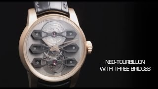 Neo-Tourbillon with Three Bridges Girard-Perregaux