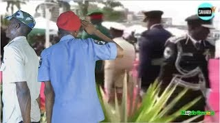 IGP Goofs Again At Parade Ground After Transmission Speech Fail Hilarious Parody