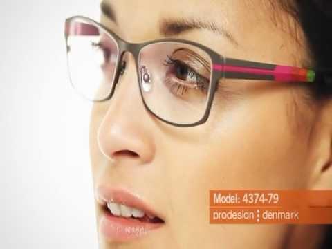 Pro Design Denmark Brillen