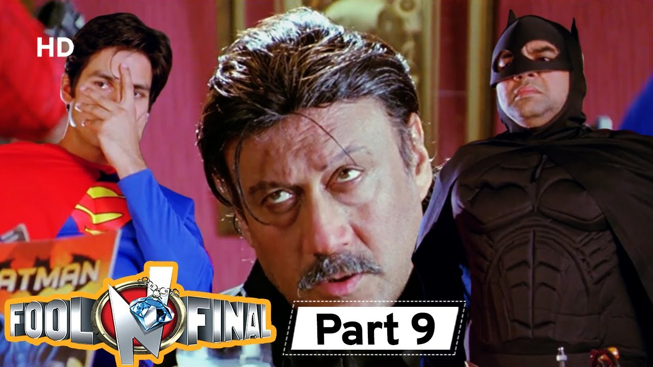 Fool N Final - Superhit Bollywood Comedy Movie - Part 9 - Paresh Rawal, Johnny Lever - Sunny Deol