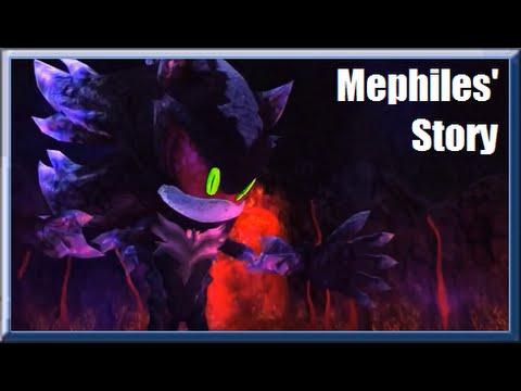 Sonic The Hedgehog [2006] - Mephiles' Story