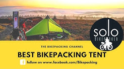 What's the best bikepacking tent
