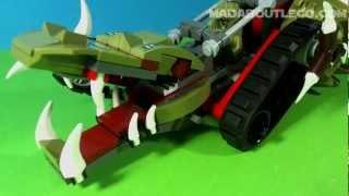 Phim | LEGO CHIMA CRAWLEY S CLAW RIPPER 70001 | LEGO CHIMA CRAWLEY S CLAW RIPPER 70001