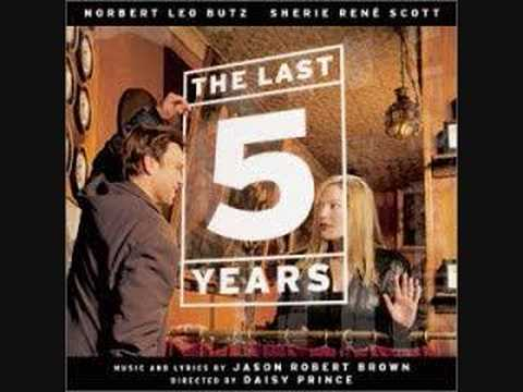 The Last Five Years Demo - 3. See, I'm Smiling