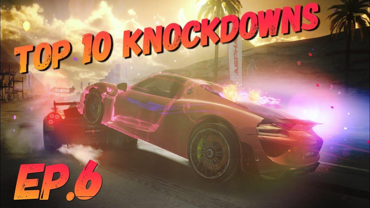 Download Asphalt 9 - Top 10 Knockdowns in MP (Classic Series) - Episode 6