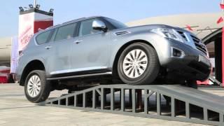 Nissan Patrol Experience at Dubai Motor Festival