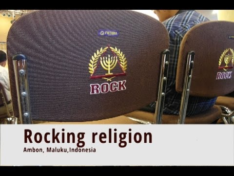 Rocking religion: Evangelical mega-churches make inroads in Eastern Indonesia