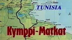 Kymppi-Matkat - Tunisia - Pohjois Kypros (VHS)