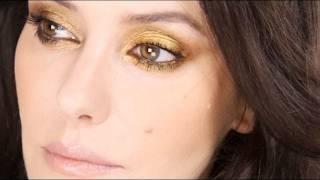Lisa Eldridge - Golden Smokey Eye Tutorial