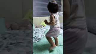 [도아찡]도에스파의 savage - 아기띠 없이 흥 폭…