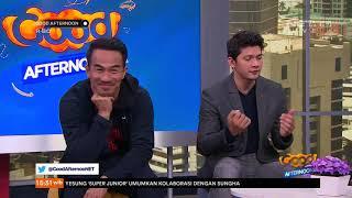 Talkshow - Bahas Film ''The Night Come For Us'' dan Main Seru Bareng Iko Uwais dan Joe Taslim