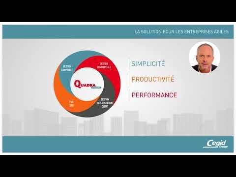 QuadraENTREPRISE : solution de gestion simple et complète