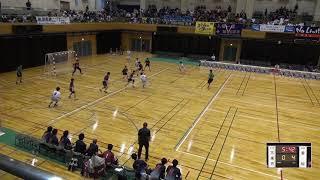 2019年IH ハンドボール 男子 2回戦 県立不来方(岩手)VS 愛知(愛知)