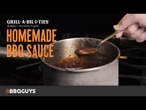 Easy Homemade BBQ Sauce | BBQGuys