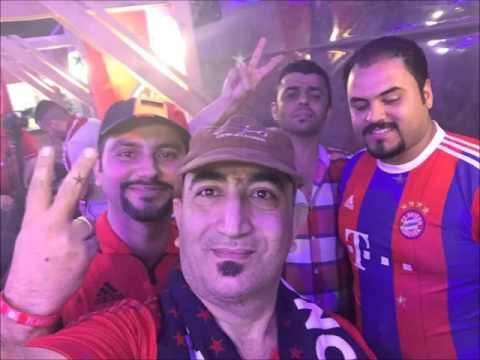 Iraqi Ultras of Bayern Munchen الأولتراس العراقي لبايرن ميونخ