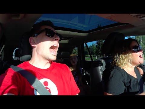 Carpool Karaoke // It Gets Loud In Here E034