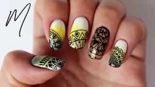 NAIL ART TUTORIAL - Nail Art Dasigns #15 | New Nail Art Complation | (Nail Color Idea) : 2018
