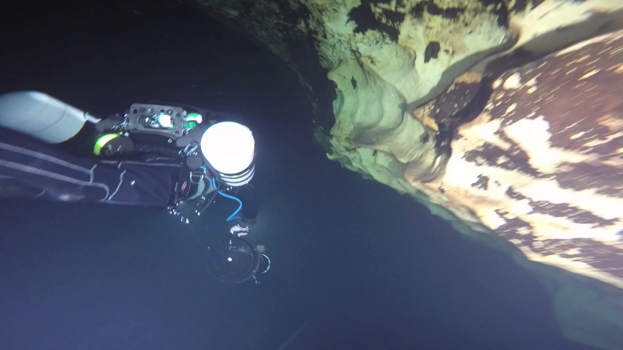 Eagle S Nest Cave Dive January 11 2017 Youtube