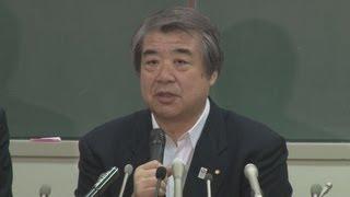 上村会長ら23理事引責辞任 宗岡氏が新会長に 不祥事全柔連