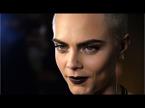 Cara Delevingne On Her Sexuality