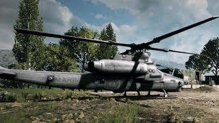 Battlefield 3 Chopper Gameplay 148-15 - Enter The Secret Battlefield Cinematic Project