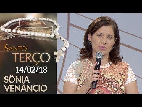 Santo Terço - 14/02/18 - Sônia Venâncio e Juliana de Paula