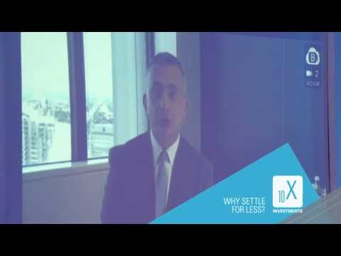 Anthony Serhan at the 10X Retirement Fund Conference 2015