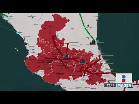 Así funcionan los ductos de gasolina en México, y así están siendo afectados | Noticias con Ciro