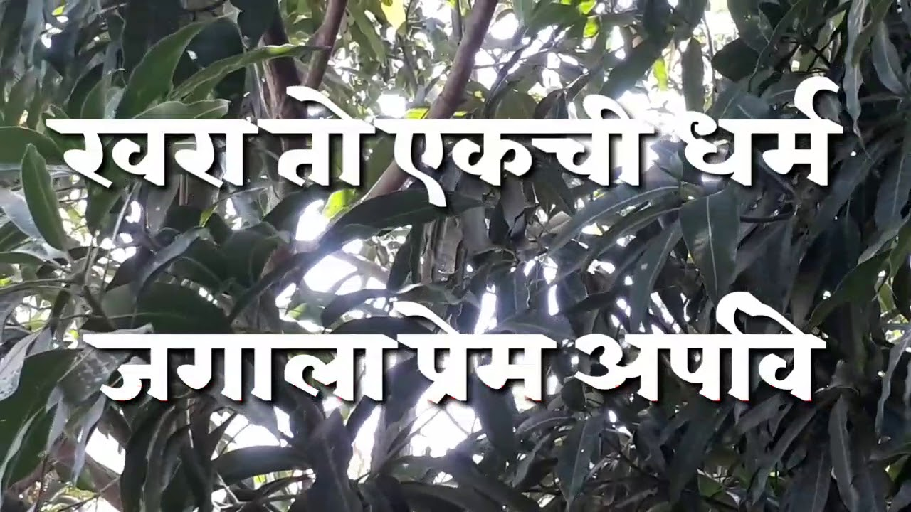 khara to ekchi dharma jagala prem arpave song