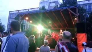 Dudelzwerge - Moloch, 9. Leopoldsfest, Dessau, 05.07.2014