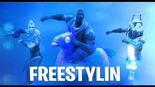 Fortnite Freestylin Rap – An Original Fortnite Song | DJ Yonder
