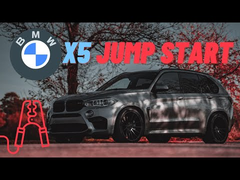 Bmw X5 How To Jump Start A 2007 2008 2009 2010 2011 2012 W Helpful Tips