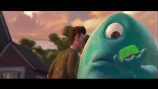 Monsters vs Aliens - Jelly Wobble