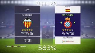 Валенсия - Эспаньол прогнозы на матч и ставки на спорт