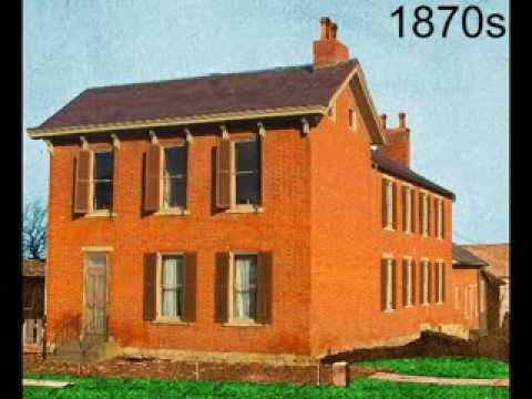 The Oldest House in Cambridge, Ohio