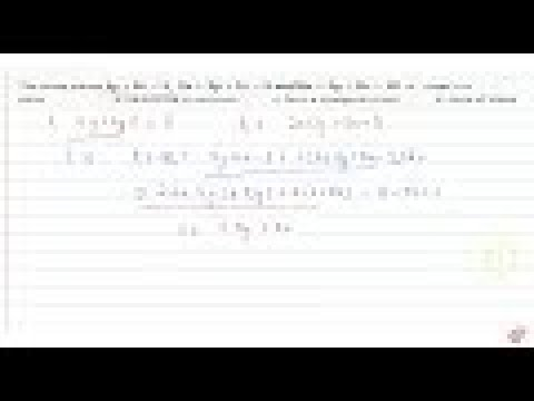 The three planes `4y+6z=5,2x+3y+5z=5a n d6x+5y+9z=10`  a. `` meet in a point b. have a line in ...