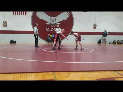 East alexander middle school wrestling Luke