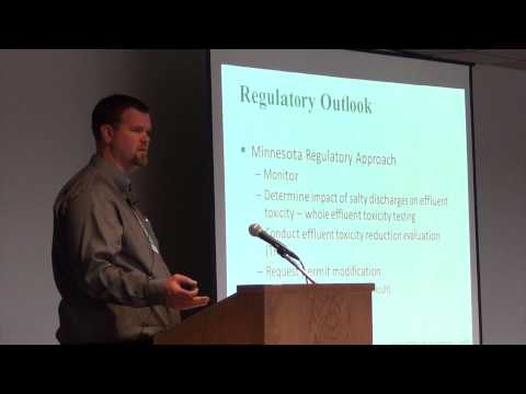 ATC 2012 - Wastewater Track - How Water Treatment Relates to the Wastewater Salty Discharge