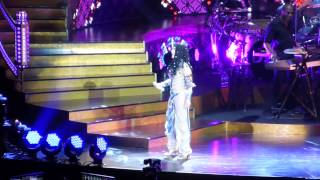Cher - Strong Enough - June 23, 2014 - Edmonton, AB - Rexall Place