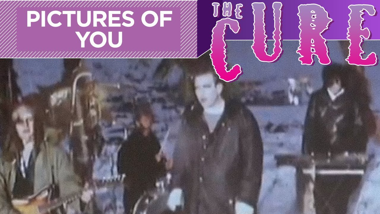 Naustdal Dampbakeri App The Cure Pictures Of You Official Music Video