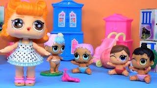 Куклы ЛОЛ Сборник Мультиков 5 - #Сюрпризы LOL Surprise | Лалалупси Вероника