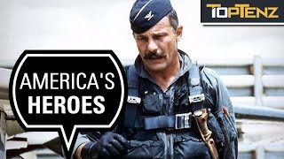 10 Highly Decorated American Soldiers