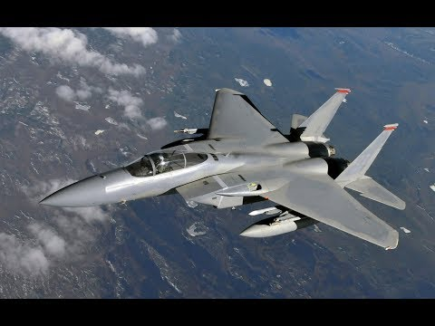 Five Amazing Facts About The Boeing F-15 Eagle