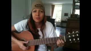 Shakira - Whenever, Wherever - cover by Marisela