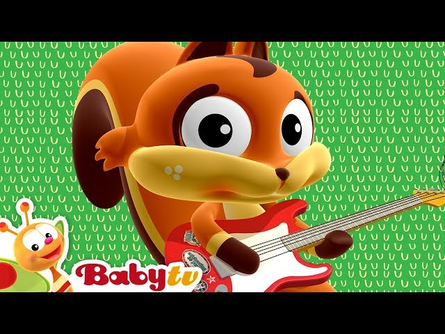 Nursery Rhymes Megamix #1 - Kids Mix | BabyTV